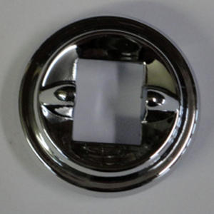 63 quarter window switch bezel