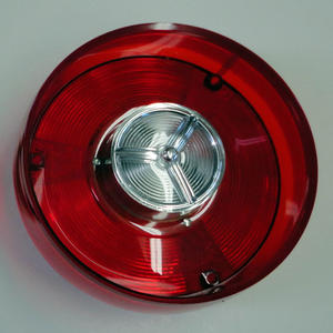 5859 tail light lens