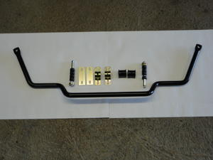 Hd sway bar